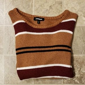 [Express] Lightweight Sweater Top